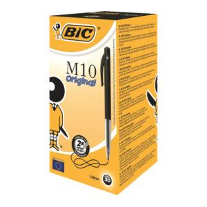 BIC CLIC MEDIUM BLACK 901256