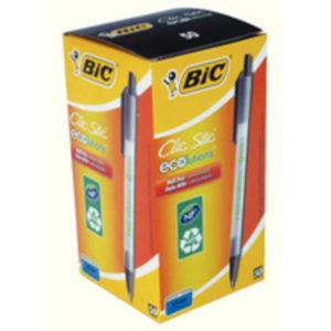 BIC ECOLUTIONS CLIC STICK BLACK 8806872