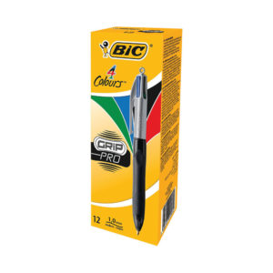 BIC 4 COLOURS PRO ASSORTED 902129