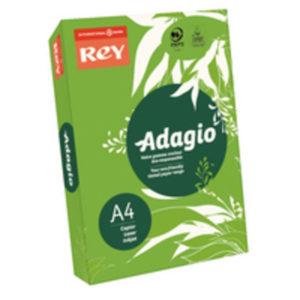 ADAGIO CARD A4 160GM DEEP GREEN PK250