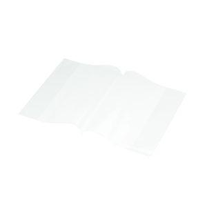 BRIGHT IDEAS PVC BOOK COVER A5 P10