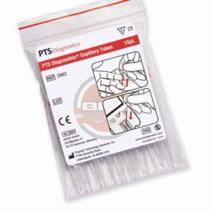PTS Capillary Tubes 15