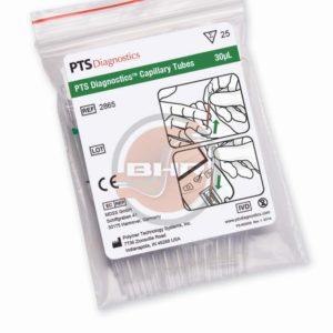 PTS Capillary Tubes 30