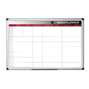BI-OFFICE MAGNET WK PLANNER 900X600