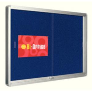 BIOFFICE GLZD DISP CASE 1000X700 BLU