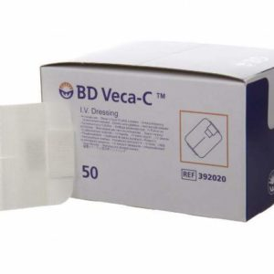 BD Veca-C Cannula Fixation Dressing 6x7.5cm x 50