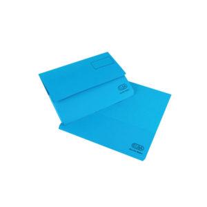 ELBA BRIGHT MANILLA DOC WLT FCP BLUE