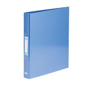ELBA CLASSY RING BINDER A4 25MM MET BLUE