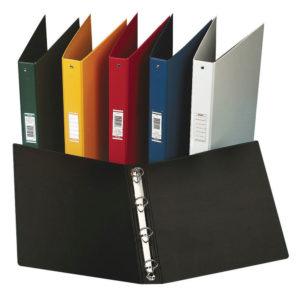 ELBA 4R BINDER PVC A4 BLK 100080881