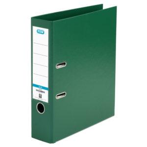ELBA L/RCH FILE PVC A4 UPR 70MM GREEN