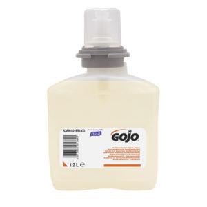 GOJO ANTIBAC FOAM SOAP TFX REFILL 2X1.2L