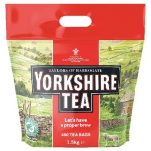 YORKSHIRE TEA BAGS P480