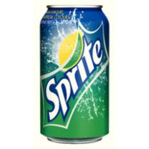 SPRITE LEMON-LIME CAN DRINK 330ML PK24