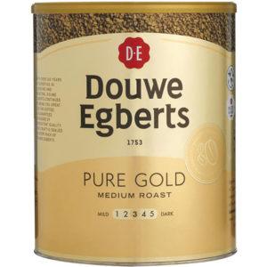 DOUWE EGBERTS PURE GOLD COFFEE 750G