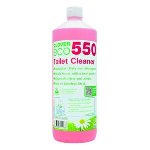 ECO 550 TOILET CLEANER 12X1L
