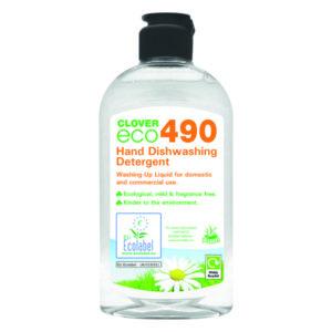 ECO 490  DISHWASH DETERGENT 6X300ML
