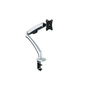 CONTOUR SINGLE MONITOR ARM BLACK