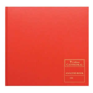 CATHEDRAL ANALYSIS BK 96P RED 150/4/16.1