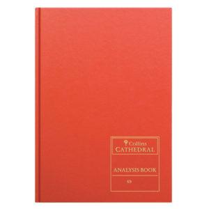 CATHEDRAL ANALYSIS BK 96P RED 69/20.1