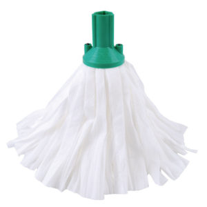 EXEL MOP BIG WHITE GREEN PK10 CNT02136