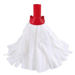 EXEL MOP BIG WHITE RED PK10 CNT02137