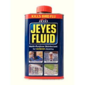 JEYES FLUID BLUE 1LITRE