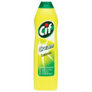 CIF CLEAN CLEANER 500ML LEMON