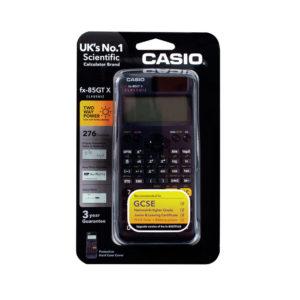 CASIO FX-85GTX SCIENTIFIC CALC BLACK