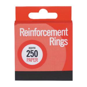 PAPER REINFORCEMENTS 250 12PK