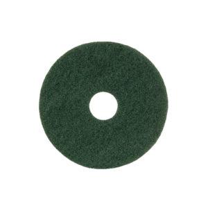 15IN STANDARD SPEED FLOOR PAD GREEN PK5