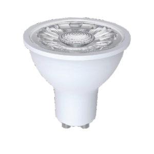4.5W SMD GU10 440LM GLASS LED LAMP