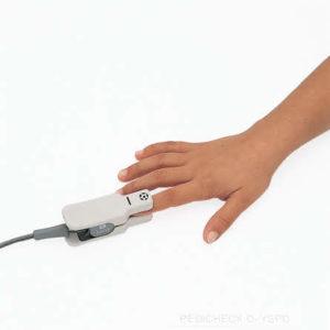 PediCheck Paed Finger Clip for Nellcor Multisite Sensor D-YS