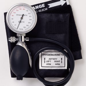 Topaz Deluxe Aneroid Sphygmomanometer (1 Tube)