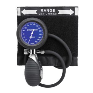 Coral Shock Proof Aneroid Sphygmomanometer  (1 Tube)