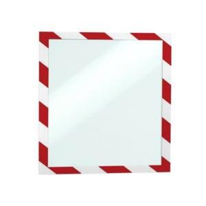 DURABLE DURAFRAME A4 RED/WHITE