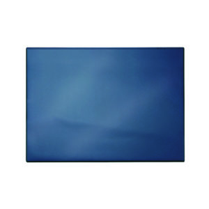 DURABLE DESK MAT TRANSPARENT BLUE