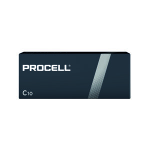 DURACELL PROCELL C PK10