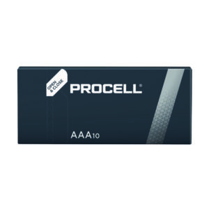 DURACELL PROCELL AAA PK10