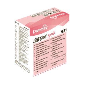 DIVERSEY SOFT CARE SOAP H21 PK6