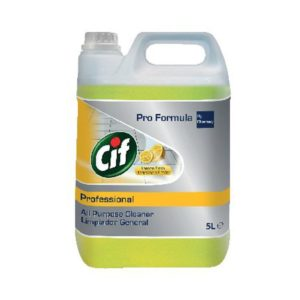 CIF PROFESSIONAL ALL PURPOSE CLEANER 5L