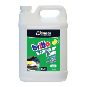 BRILLO CONCENTRATED WASHING UP LIQUID 5L