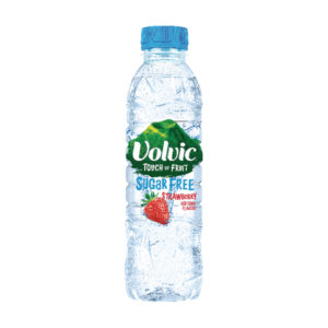 VOLVIC TOUCH STRAWBERRY WATER PK12