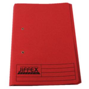 EL JIFFEX POCKET FILE FCP RED 43318