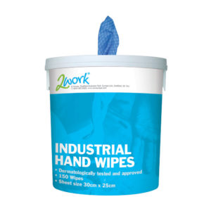 ECOTECH INDUSTRIAL HAND WIPES 30X25 P150