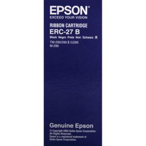 EPSON ERC27 FABRIC RIB BLACK C43S015366
