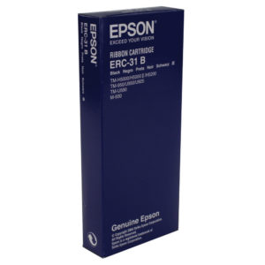 EPSON ERC31 FABRIC RIB BLACK C43S015369