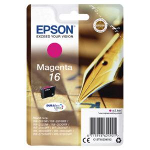 EPSON 16 MAGENTA INKJET CARTRIDGE