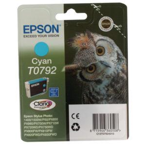 EPSON 1400 INKJET CART CYAN C13T079240
