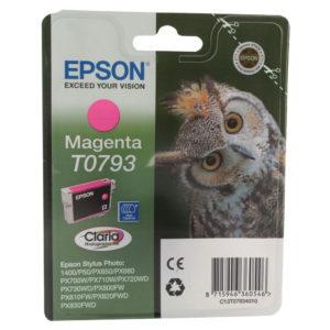 EPSON 1400 INKJET CART MAG C13T079340