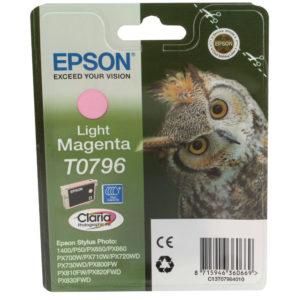 EPSON 1400 INKJET CART LT MAG C13T079640